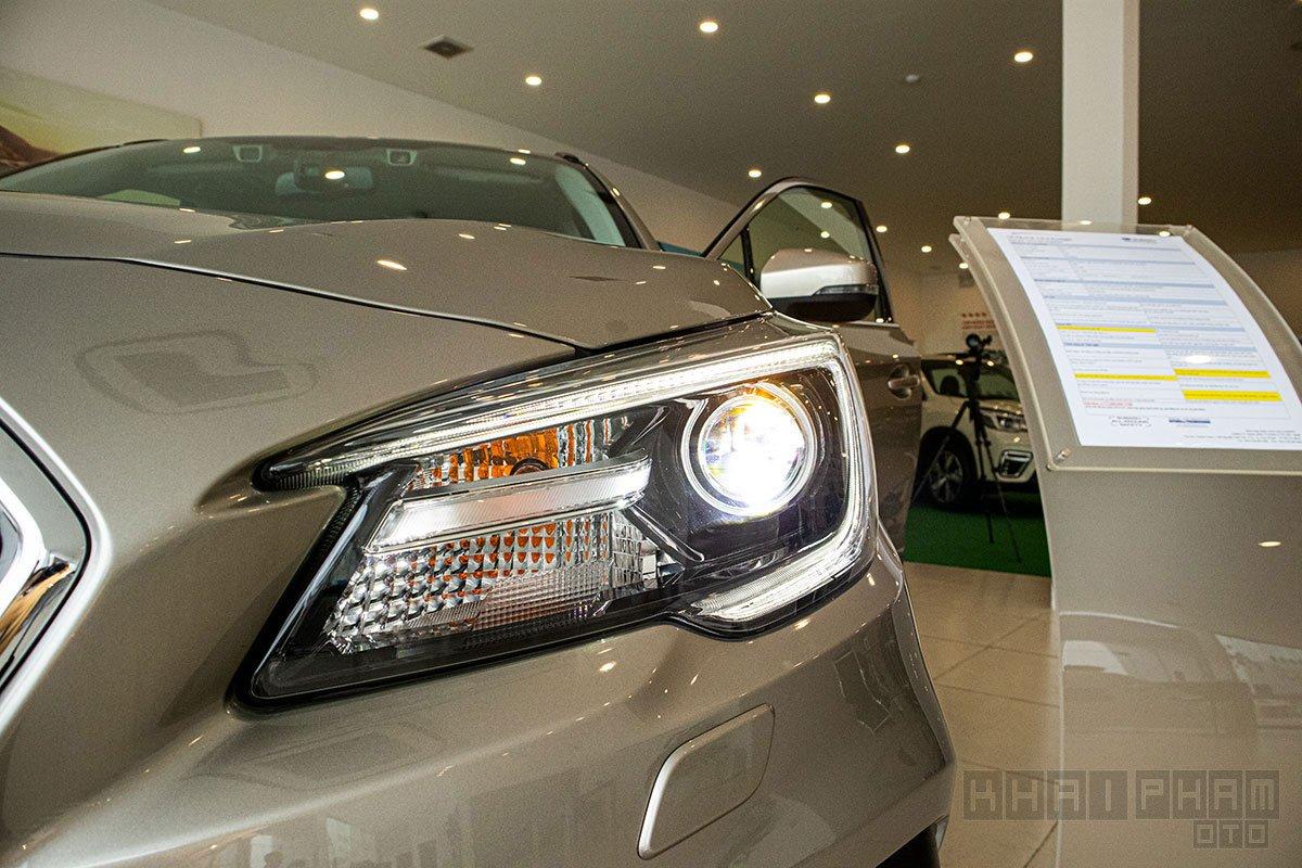 Cận cảnh Subaru Outback 2020, SUV an toàn bậc nhất thế giới a6