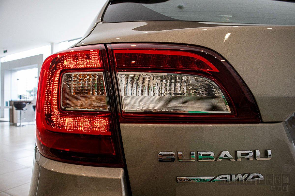 Cận cảnh Subaru Outback 2020, SUV an toàn bậc nhất thế giới a9