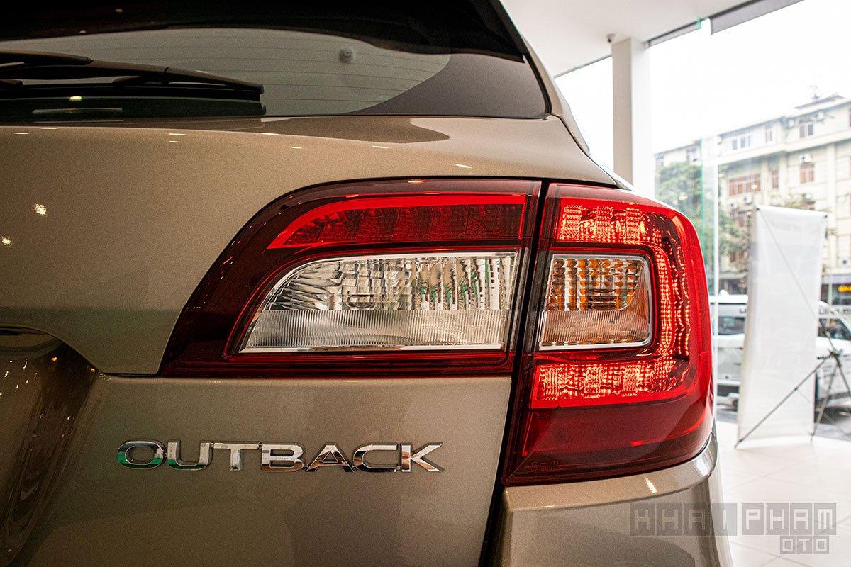 Cận cảnh Subaru Outback 2020, SUV an toàn bậc nhất thế giới a10