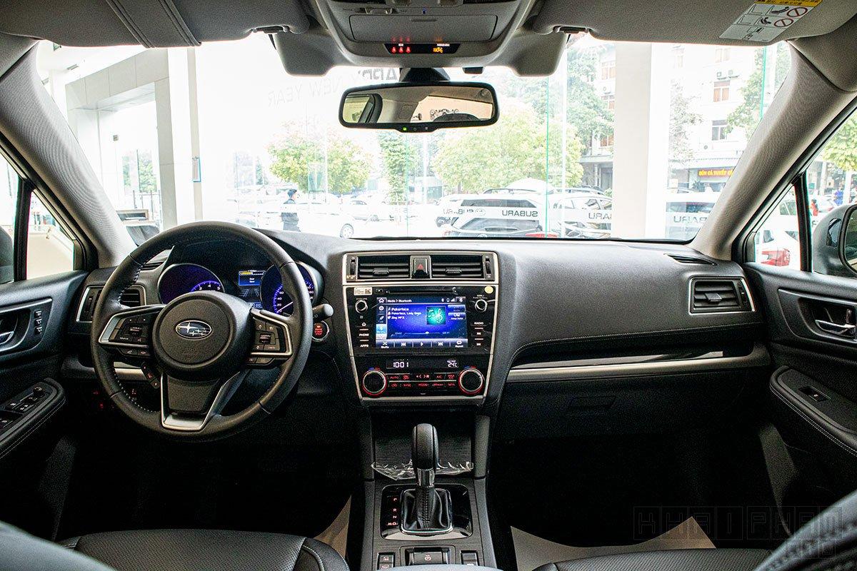 Thông số kỹ thuật xe Subaru Outback 2020 dành cho thị trường Việt 3a