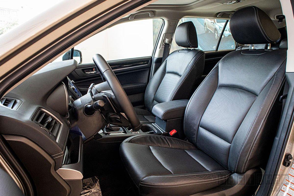 Cận cảnh Subaru Outback 2020, SUV an toàn bậc nhất thế giới a18
