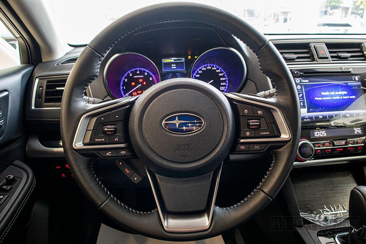 Cận cảnh Subaru Outback 2020, SUV an toàn bậc nhất thế giới a12