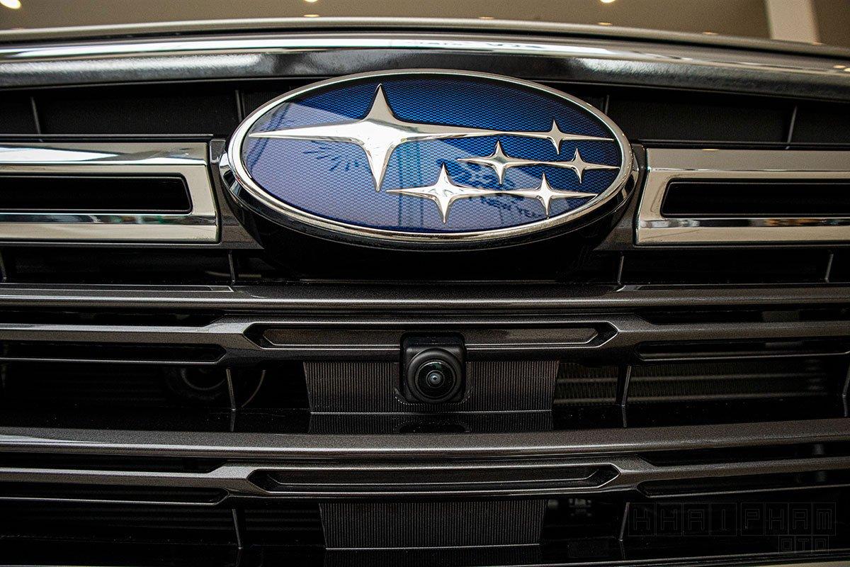 Cận cảnh Subaru Outback 2020, SUV an toàn bậc nhất thế giới a4