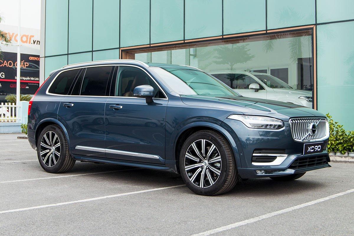 Đánh giá xe Volvo XC90 2020