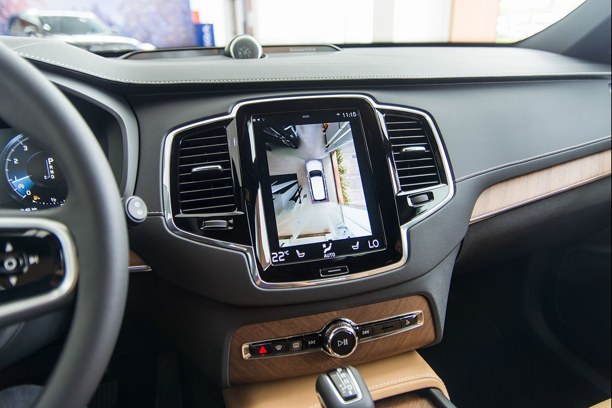 Đánh giá xe Volvo XC90 2020: An toàn là thứ đã làm nên tên tuổi của Volvo.