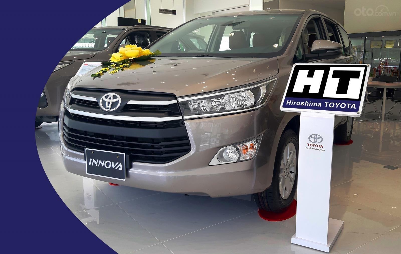 Toyota Innova E 2020 - Đại lý cấp 1- Đập thùng 142tr + phí lấy xe, vay 80% góp lãi thấp (1)