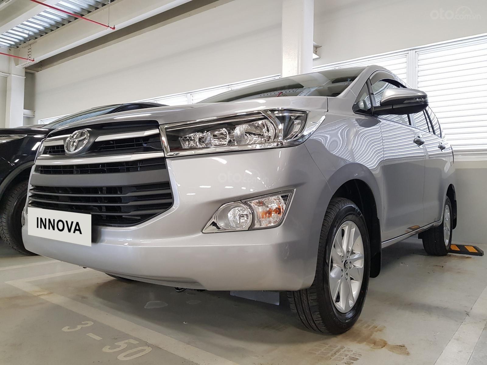 Toyota Innova E 2020 - Đại lý cấp 1- Đập thùng 142tr + phí lấy xe, vay 80% góp lãi thấp (9)