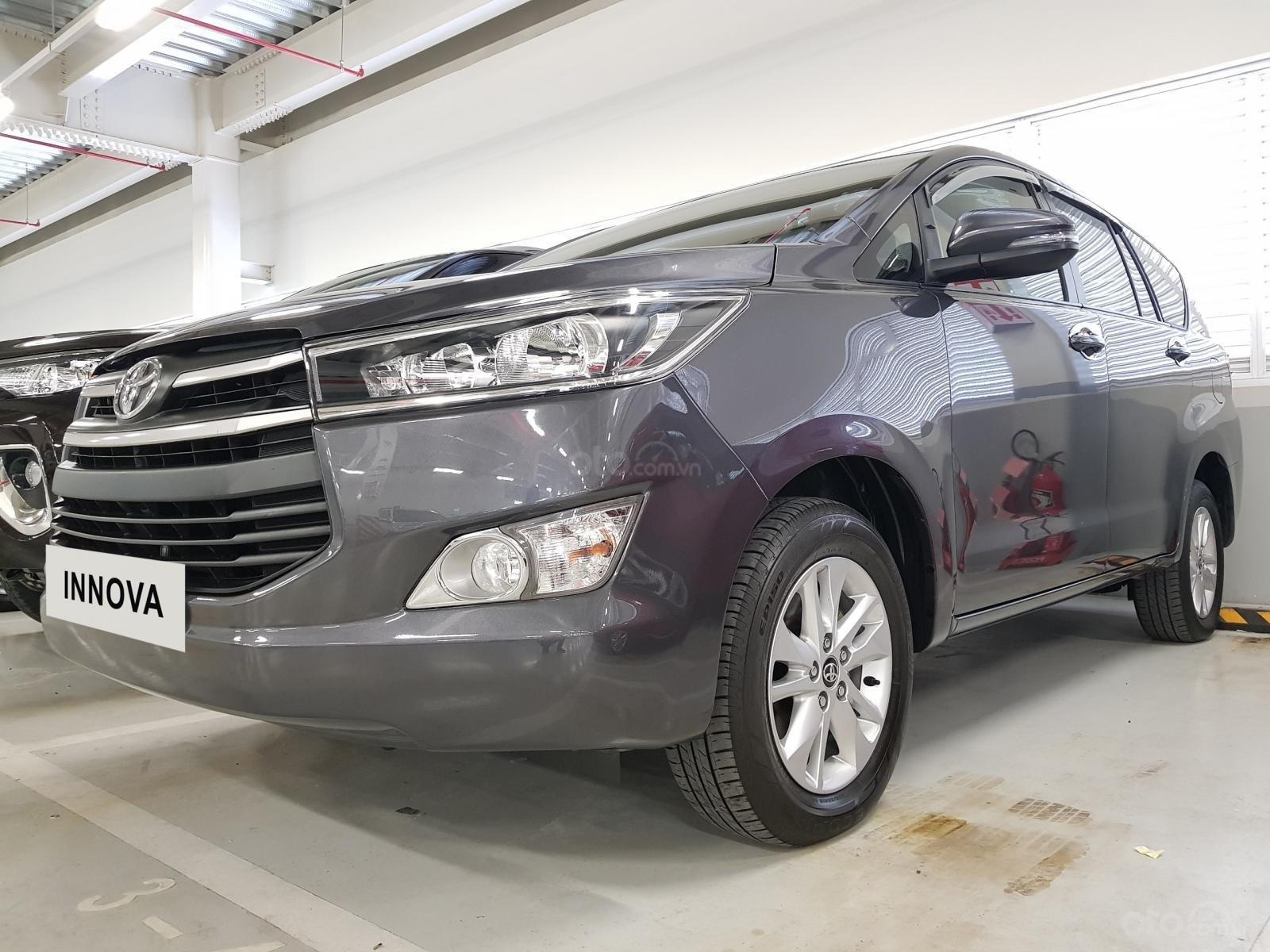 Toyota Innova E 2020 - Đại lý cấp 1- Đập thùng 142tr + phí lấy xe, vay 80% góp lãi thấp (10)