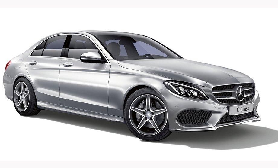 Giá lăn bánh Mercedes-Benz C200