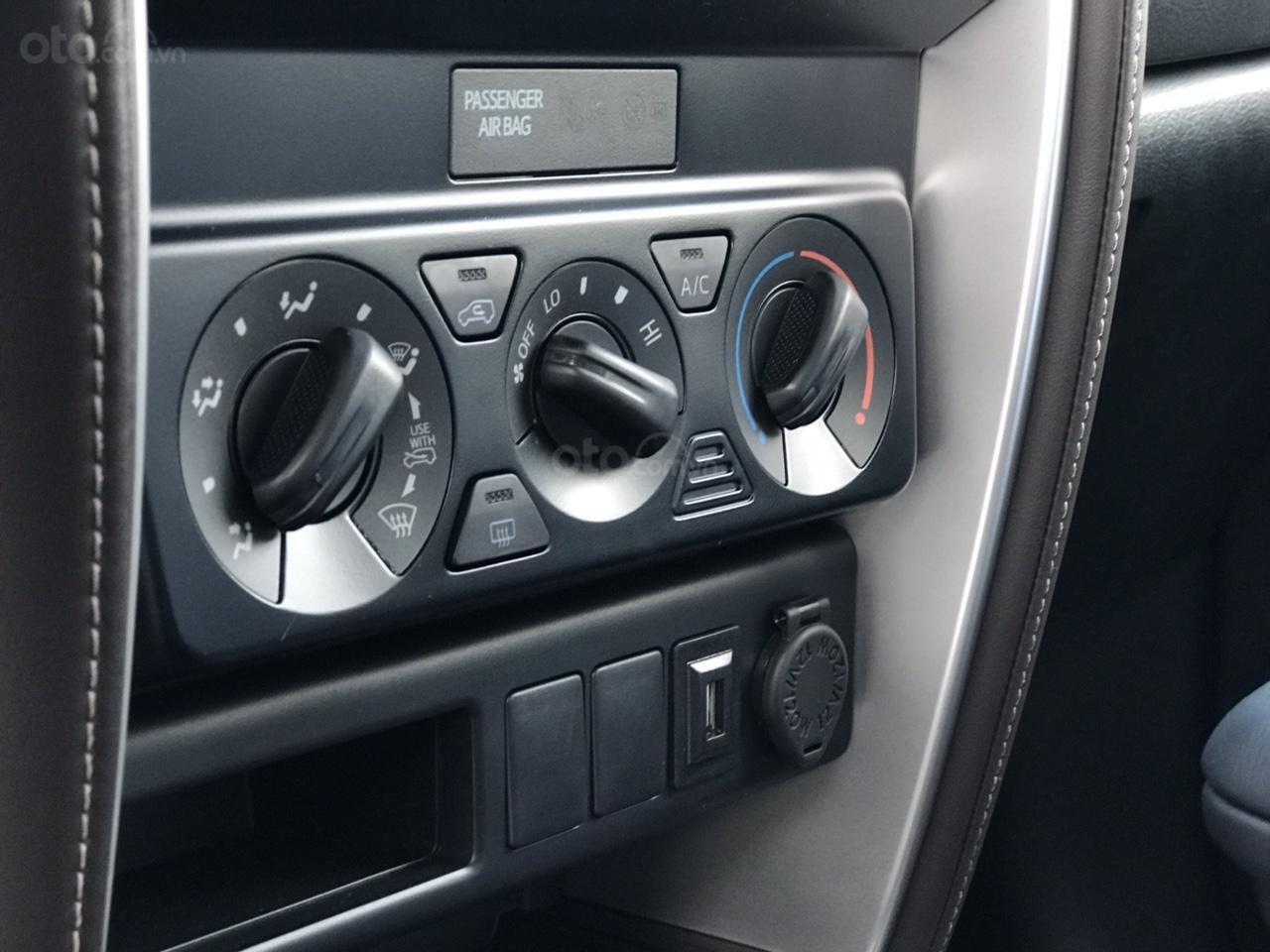 Toyota Fortuner 2.4 G số tự động 1 cầu 2020 tặng thuế TB, tặng BHVC + phụ kiện cao cấp, trả góp từ 300tr - LH 0942456838 (6)