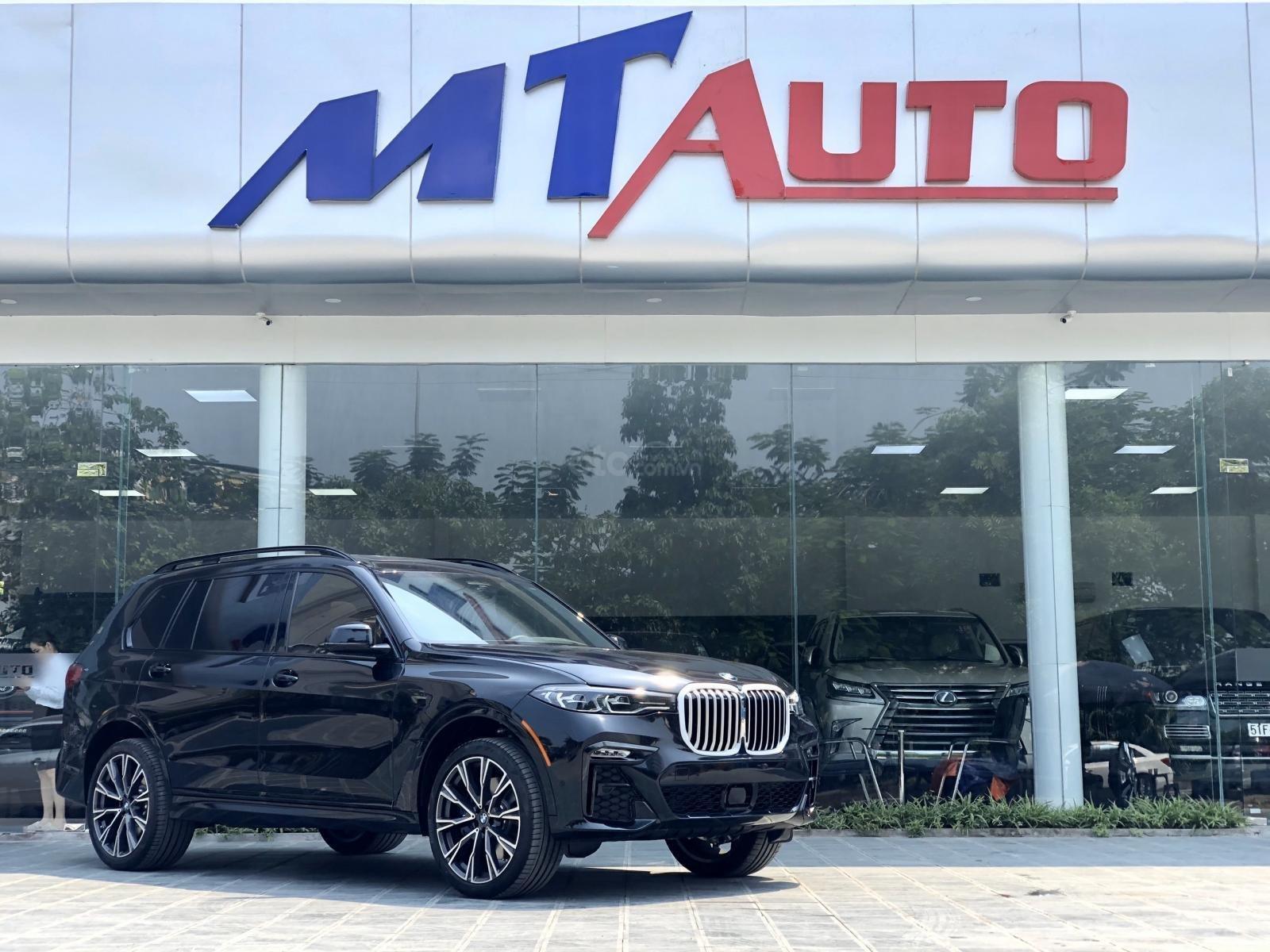 Bán BMW X7 xDrive 40i đời 2020, nhập Mỹ, LH Ms Hương giao ngay toàn quốc, giá tốt (3)