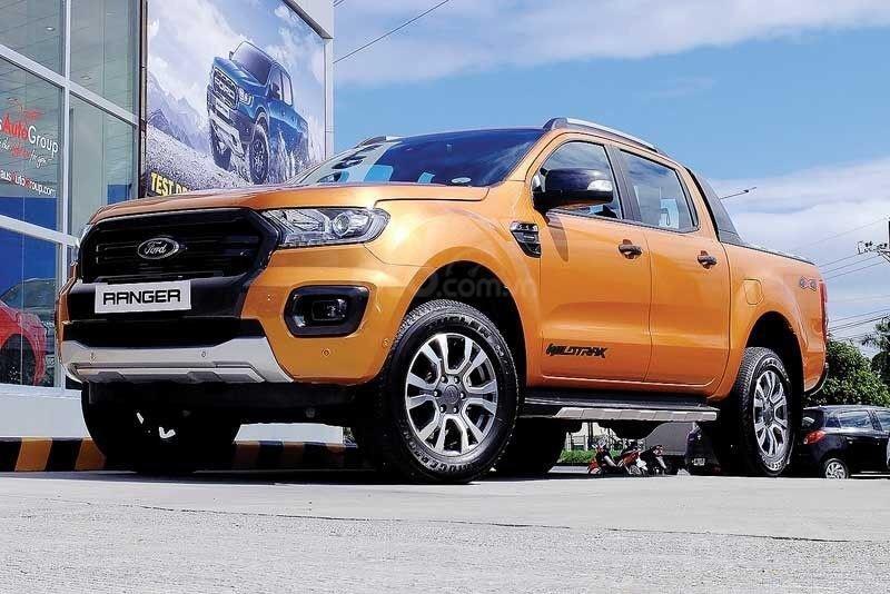 Bán Ford Ranger đời 2020 nhập khẩu nguyên chiếc, giá kịch sàn, nhiệt tình khỏi bàn (2)