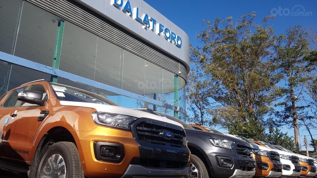 Bán Ford Ranger đời 2020 nhập khẩu nguyên chiếc, giá kịch sàn, nhiệt tình khỏi bàn (8)
