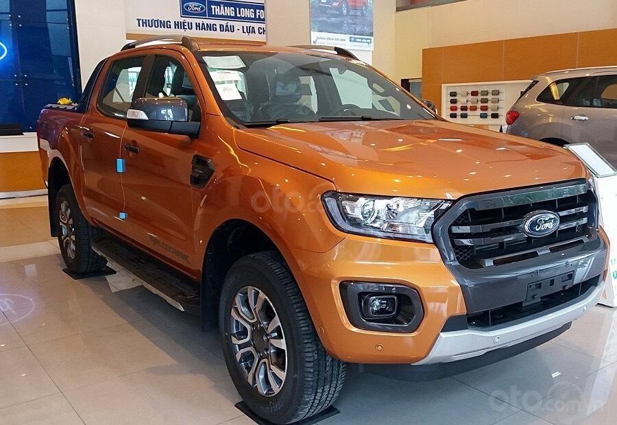 Bán Ford Ranger đời 2020 nhập khẩu nguyên chiếc, giá kịch sàn, nhiệt tình khỏi bàn (1)