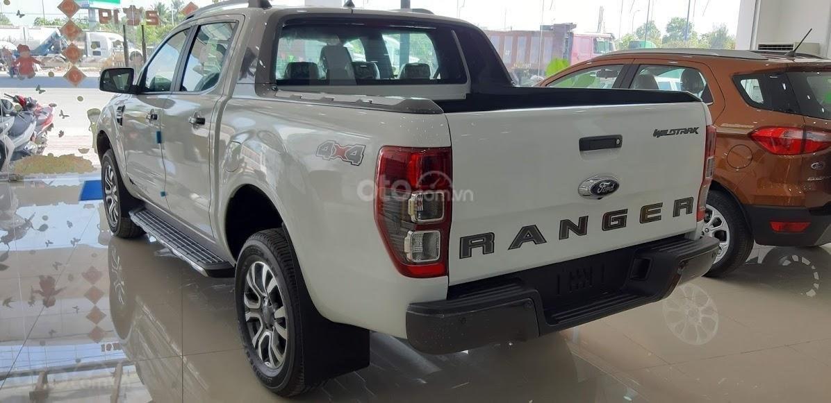 Bán ô tô Ford Ranger, màu trắng, siêu ưu đãi nhân dịp chào Xuân - LH 0971261796 (4)