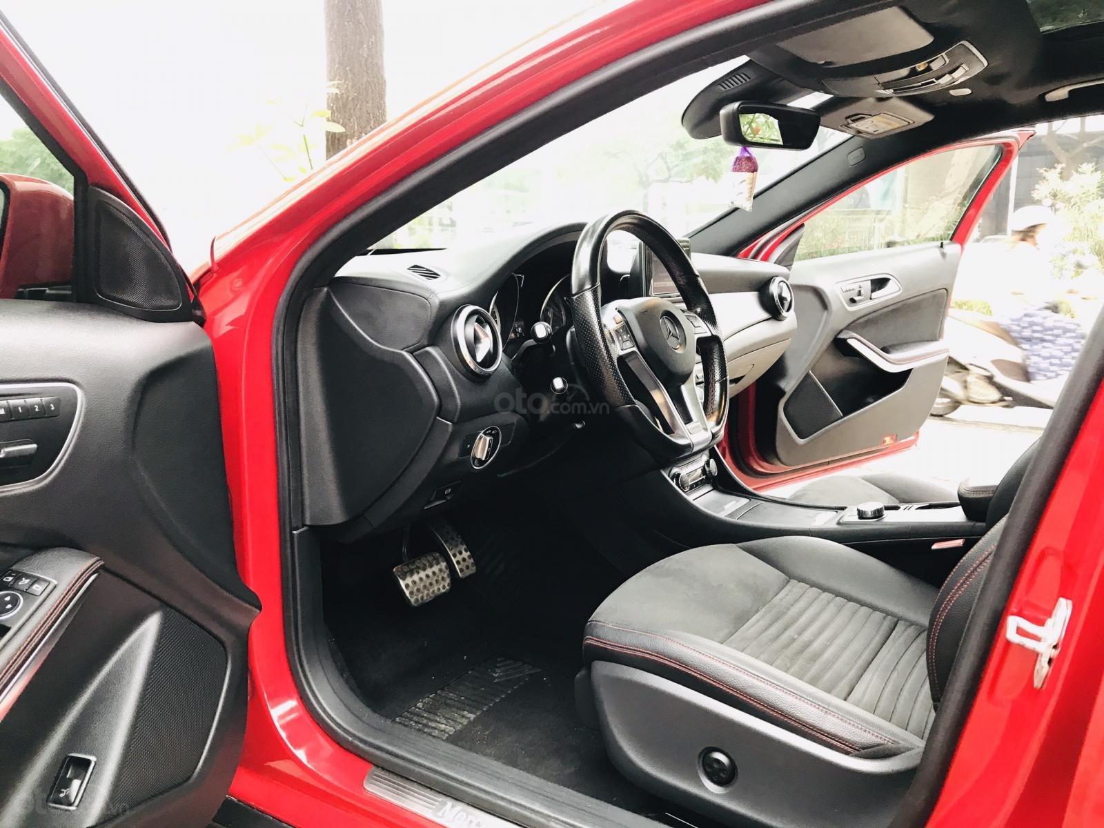 Bán ô tô Mercedes GLA 250 4Matic đời 2016, màu đỏ, nhập khẩu nguyên chiếc (14)