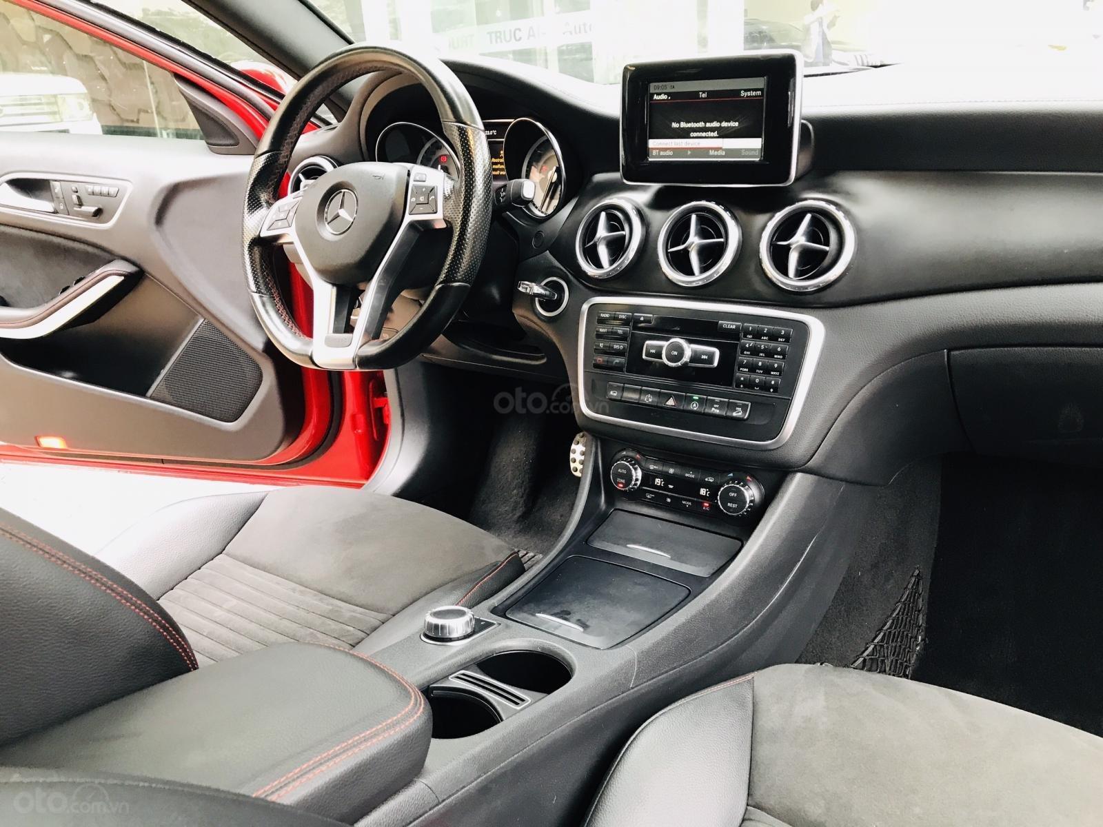 Bán ô tô Mercedes GLA 250 4Matic đời 2016, màu đỏ, nhập khẩu nguyên chiếc (20)