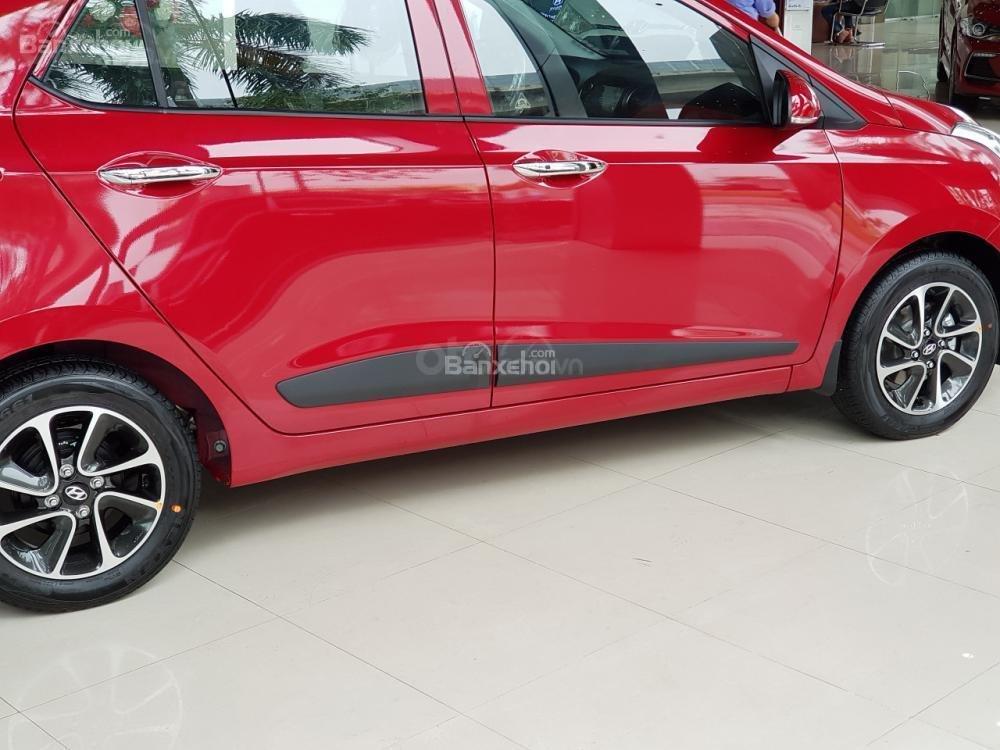 Hyundai Phạm Hùng - Bán Hyundai Grand i10 AT 1.2, đủ các màu, tặng 10 triệu - nhiều ưu đãi   (4)