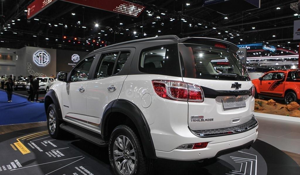 Chevrolet Trailblaer chiếc SUV 7 chỗ 2 cầu, bản full nhập khẩu rẻ nhất phân khúc (3)