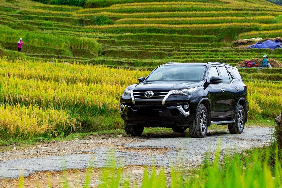 Toyota Việt Nam tiếp tục triển khai chương trình khuyến mãi dành cho Fortuner, Innova và Corolla Altis.