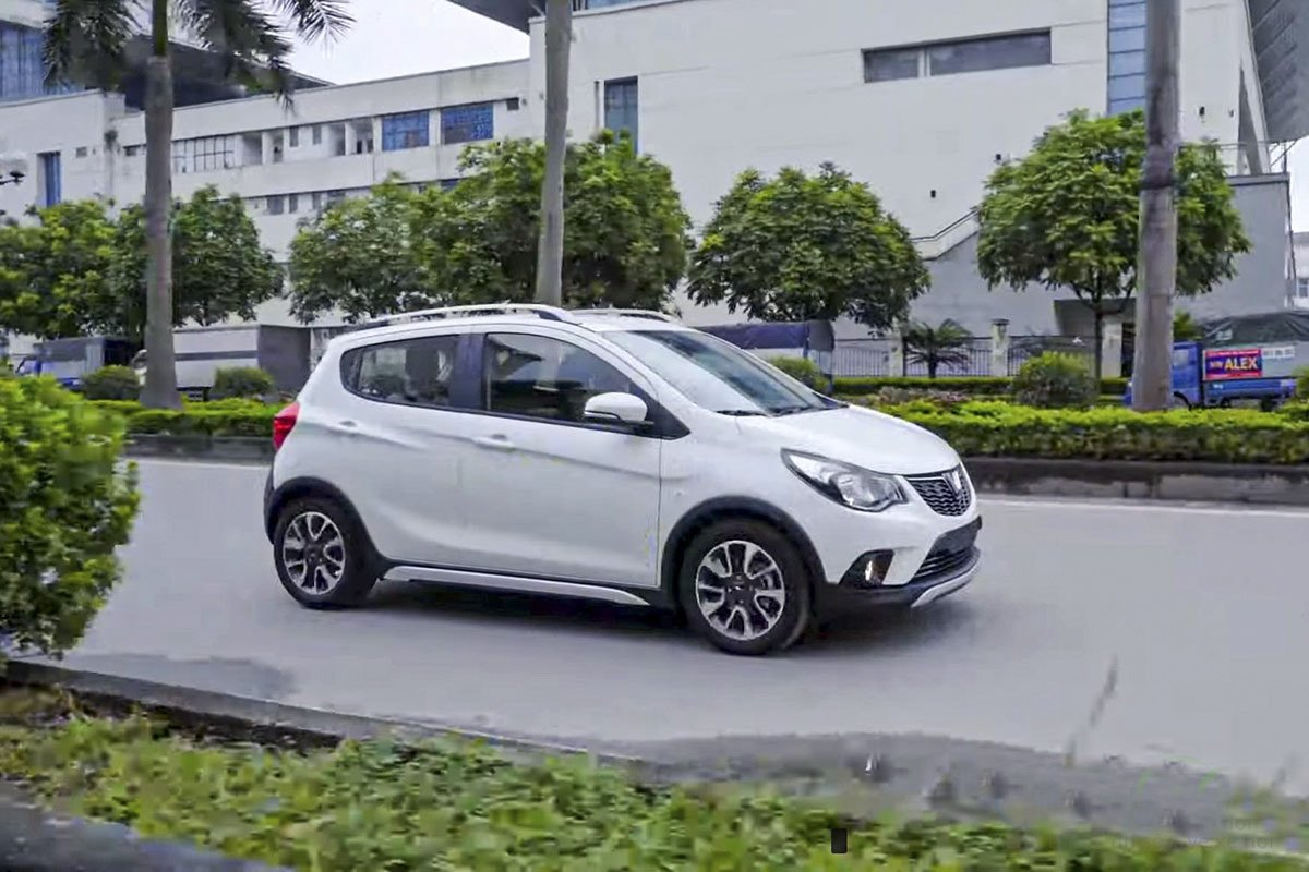 Đánh giá xe VinFast Fadil 2019: vận hành.