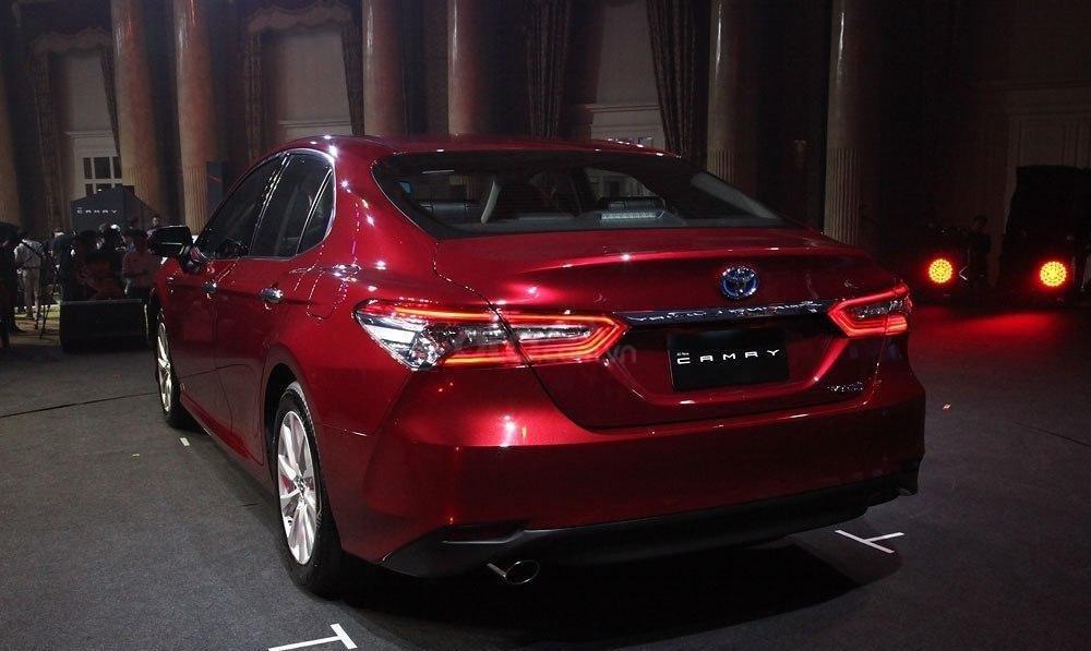 Bán Toyota Camry 2.5Q nhập Thái Lan, giao xe ngay, đủ màu, LH 0942456838 để nhận KM cực lớn (3)