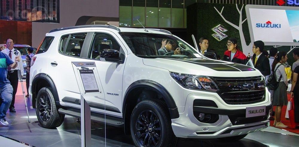 Chevrolet Trailblaer chiếc SUV 7 chỗ 2 cầu, bản full nhập khẩu rẻ nhất phân khúc (1)