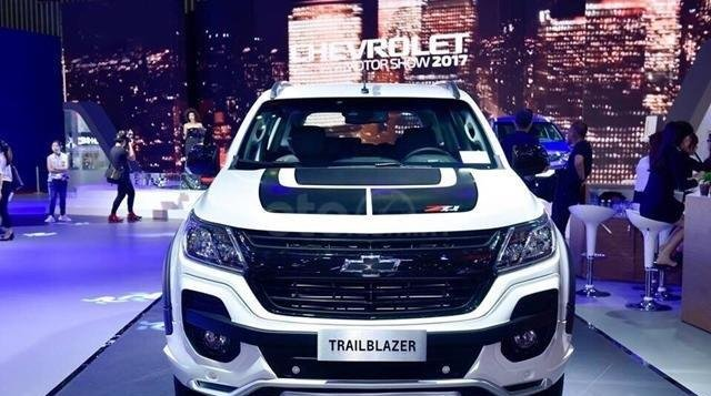 Chevrolet Trailblaer chiếc SUV 7 chỗ 2 cầu, bản full nhập khẩu rẻ nhất phân khúc (2)