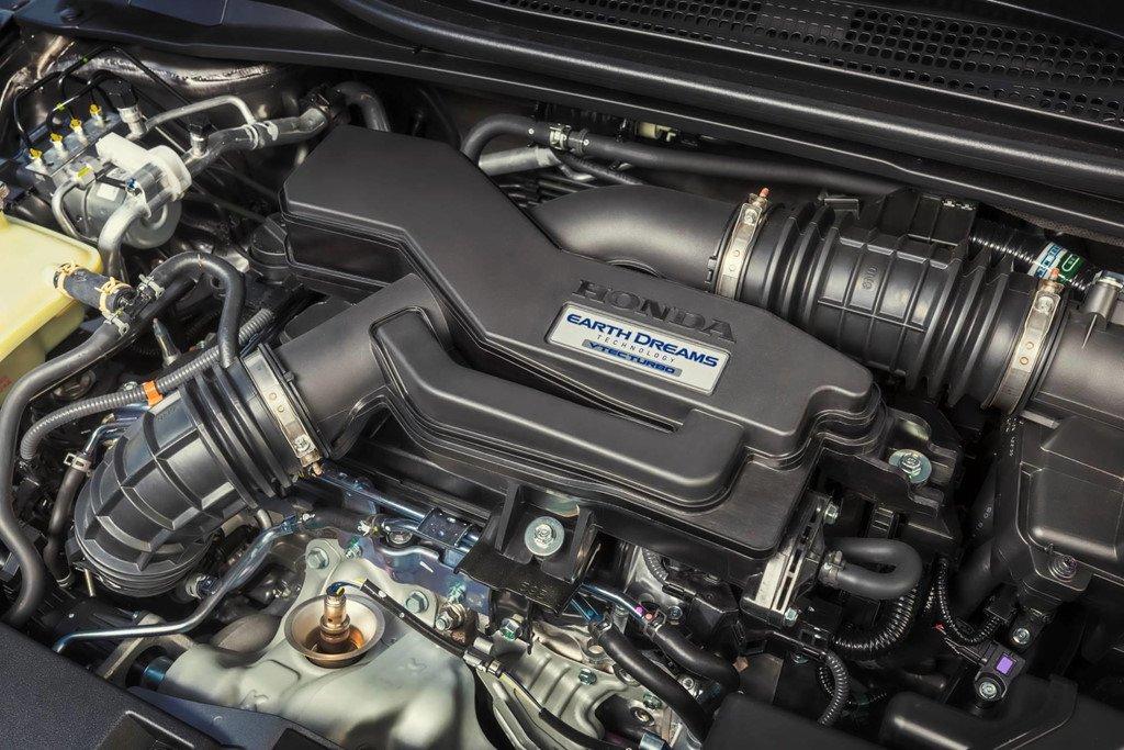 Động cơ xe Honda HRV