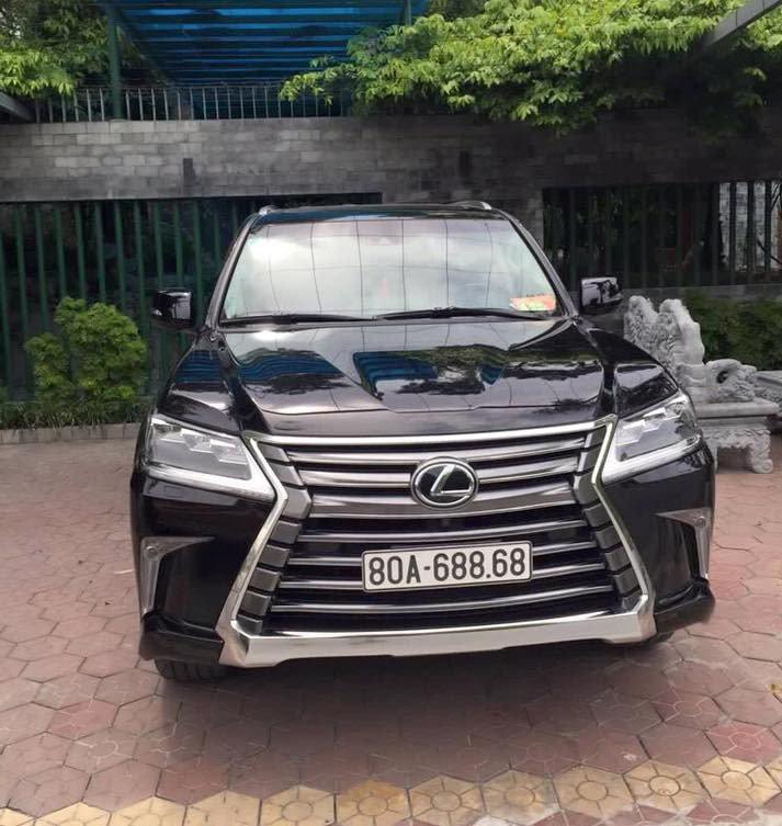 Đại gia Việt: Chơi xe Lexus LX570 đẳng cấp phải kèm biển siêu đẹp a6