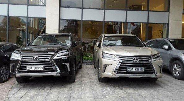 Đại gia Việt: Chơi xe Lexus LX570 đẳng cấp phải kèm biển siêu đẹp 1