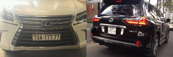 Đại gia Việt: Chơi xe Lexus LX570 đẳng cấp phải kèm biển siêu đẹp a11