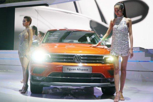 Việt Nam vẫn còn 78 xe Volkswagen Tiguan lỗi hệ thống treo a1