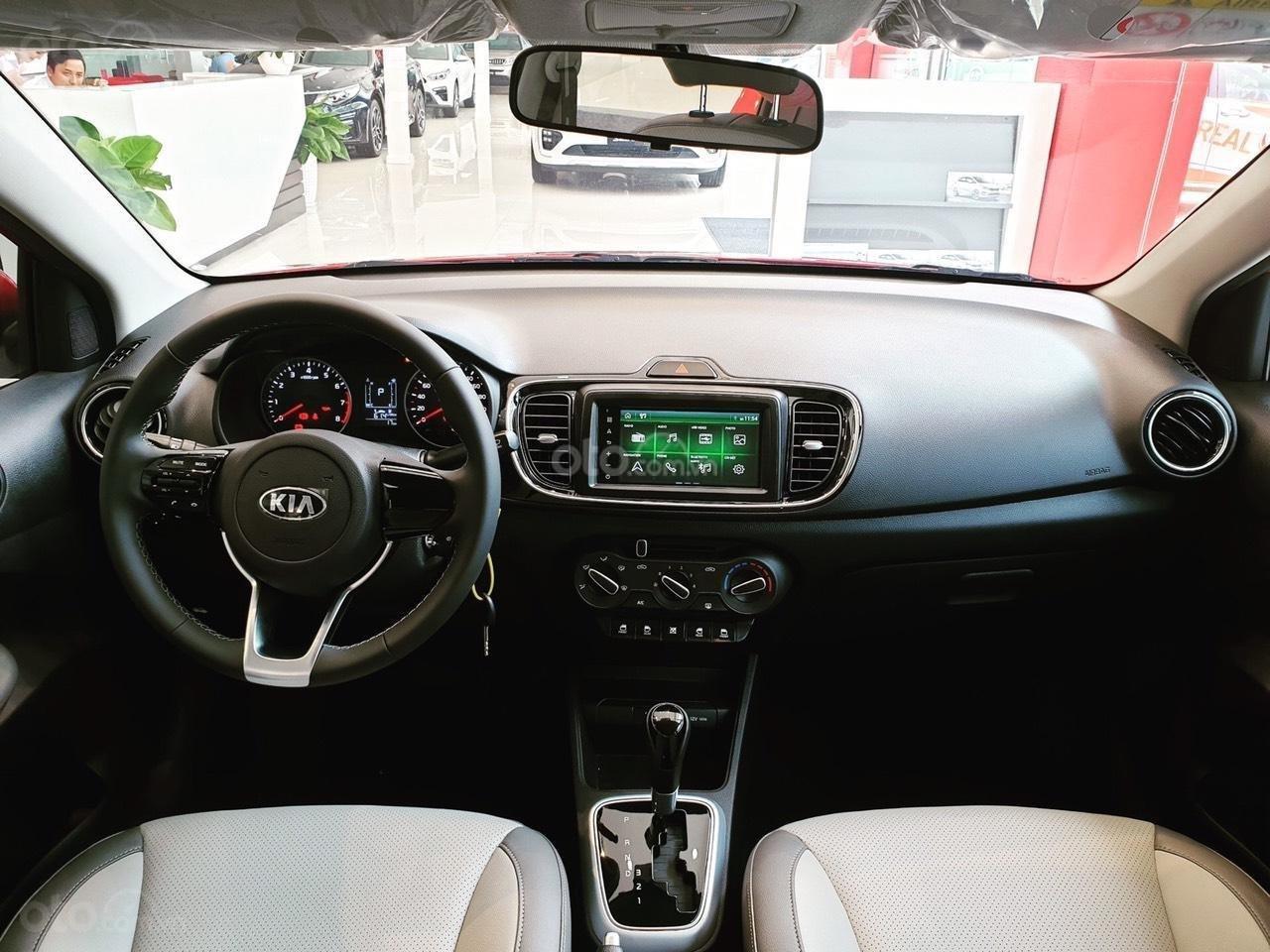 Kia Soluto 1.4 AT đời 2020, chỉ 128 triệu nhận xe- góp 5 triệu/tháng, giao xe ngay, LH: 0933.052.663 (13)