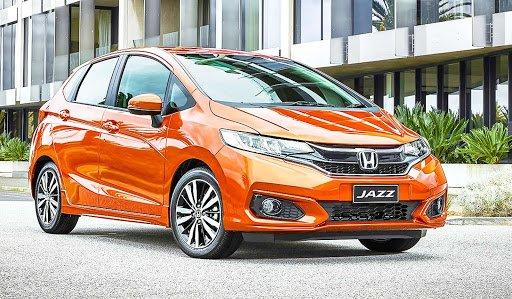 Ngoại thất Honda Jazz