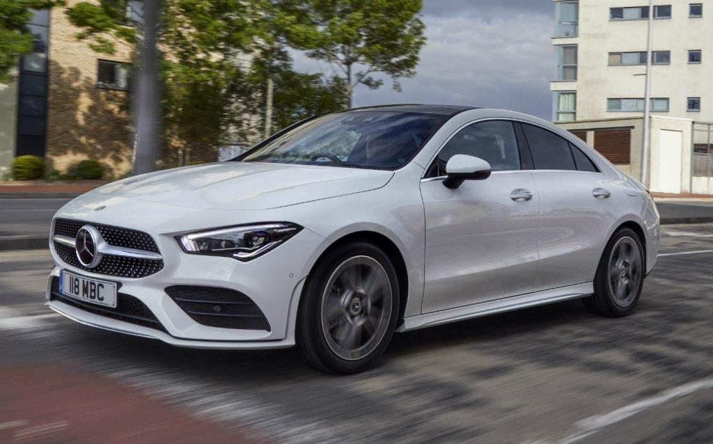 Những mẫu xe an toàn nhất chuẩn NCAP châu Âu - Mercedes-Benz CLA