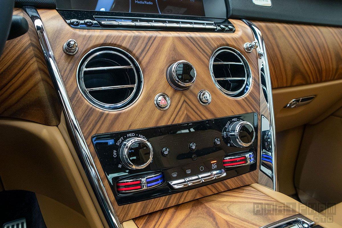 Điều hoà xe Rolls-Royce Cullinan