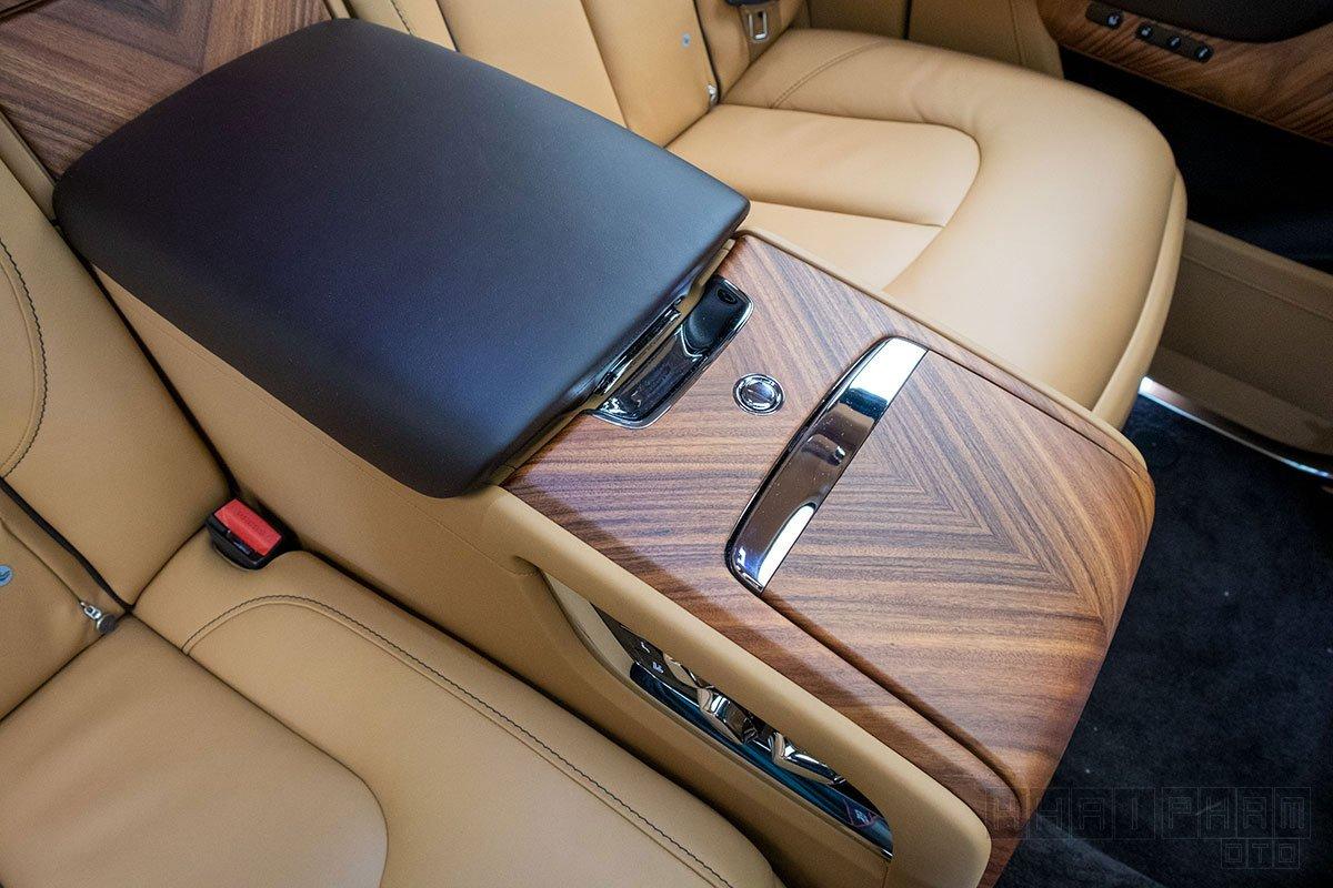 Tiện nghi xe Rolls-Royce Cullinan