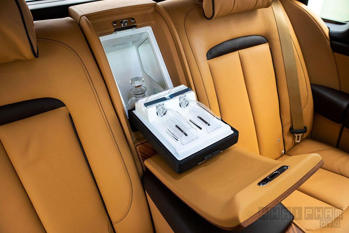 Hộp lạnh xe Rolls-Royce Cullinan