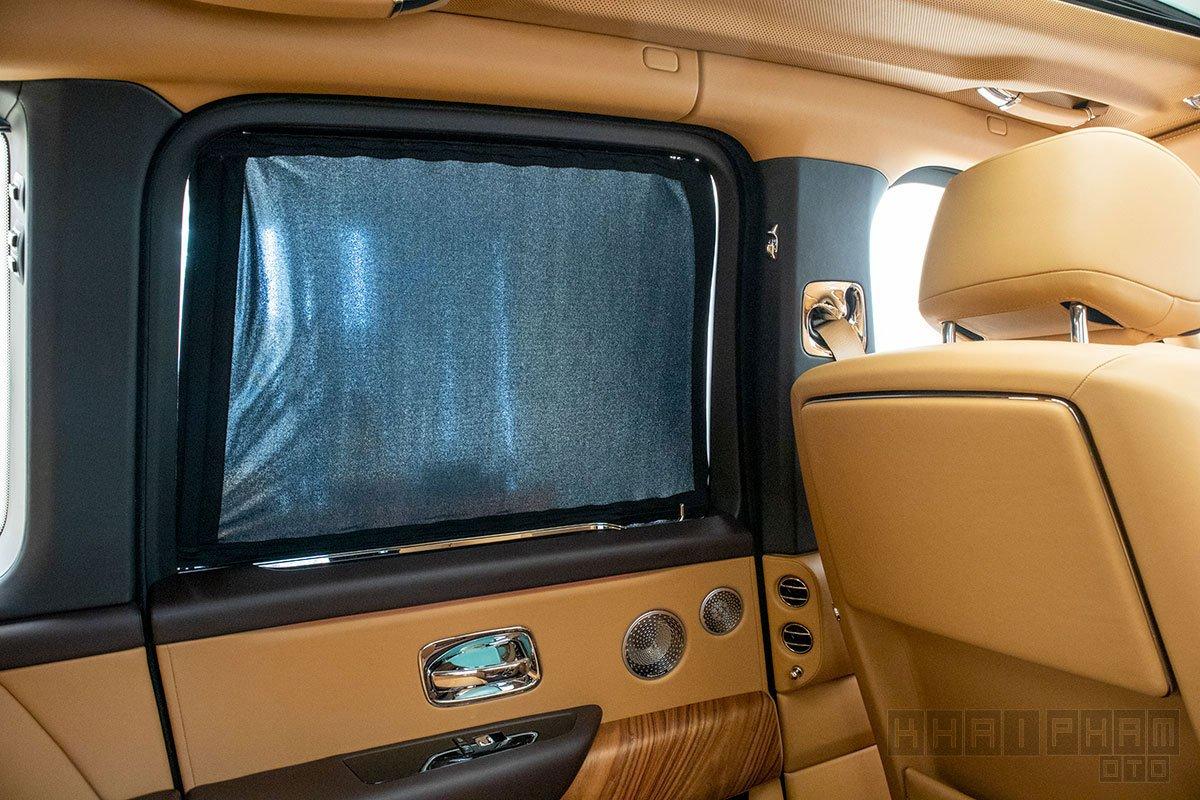 Rèm xe Rolls-Royce Cullinan