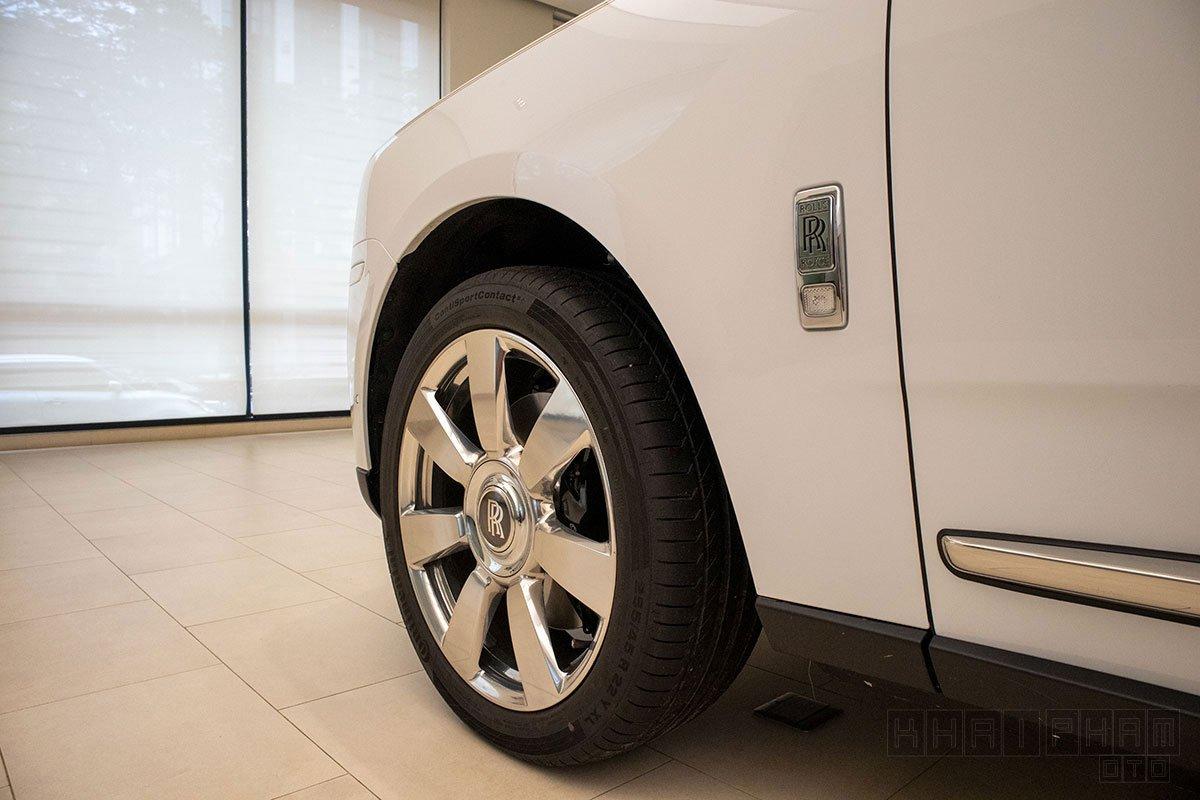 Vành xe Rolls-Royce Cullinan