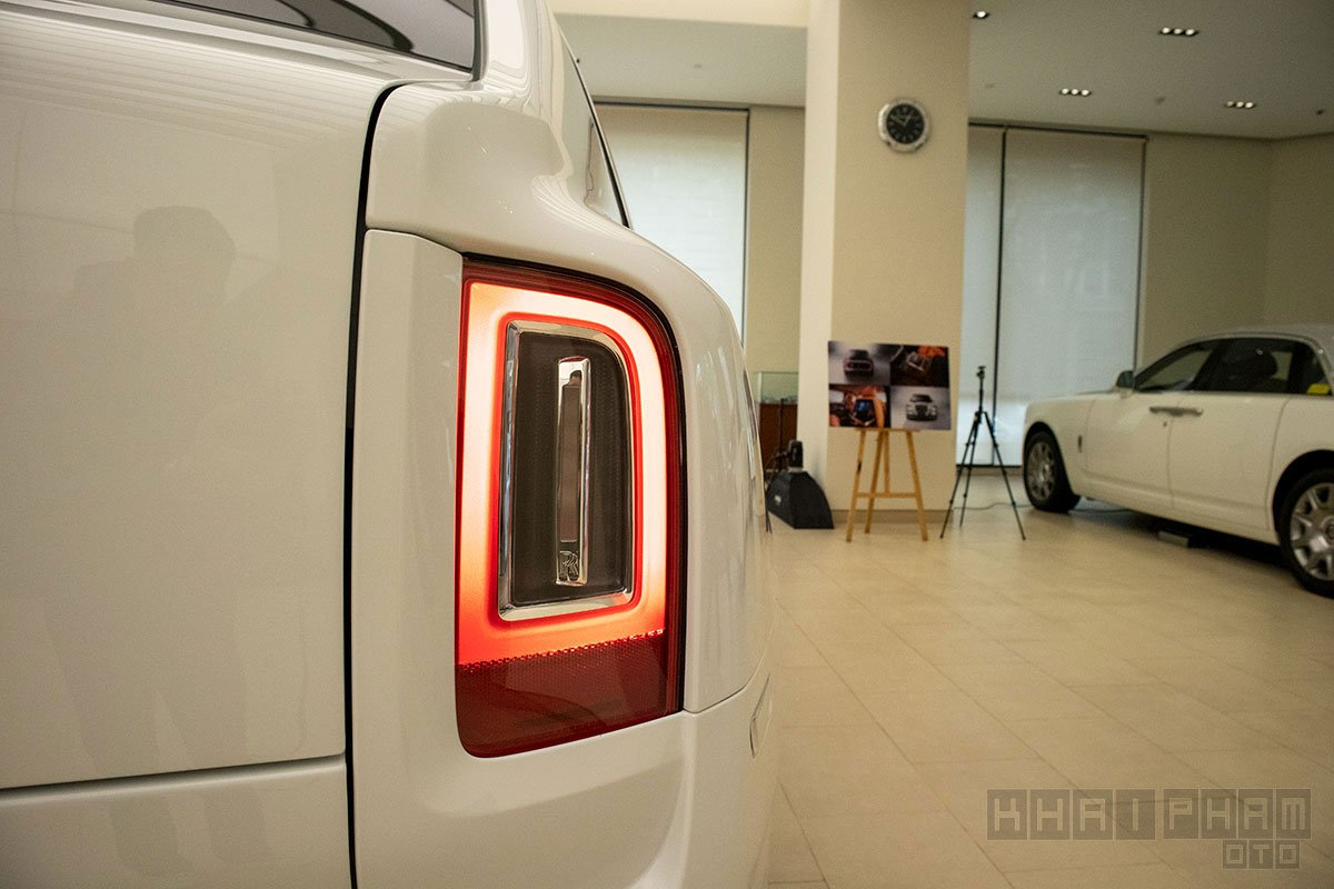 Đèn hậu xe Rolls-Royce Cullinan