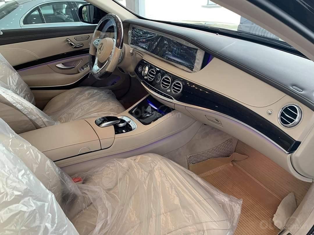 Bán Mercedes S450 2020 màu Ruby chính chủ siêu lướt tiết kiệm hơn mua xe mới 800tr (4)