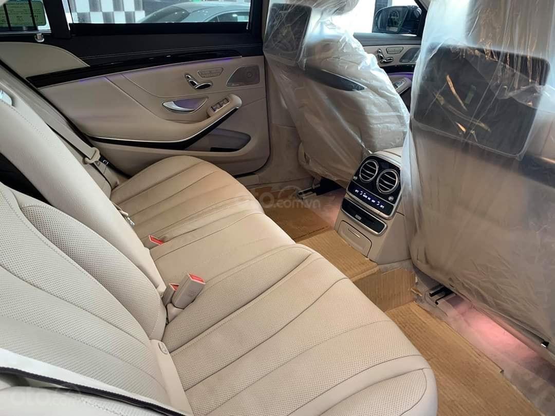 Bán Mercedes S450 2020 màu Ruby chính chủ siêu lướt tiết kiệm hơn mua xe mới 800tr (5)