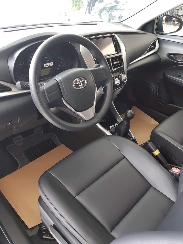 Toyota Vios 2020 khuyến mại cực khủng, giá chỉ từ 470tr (5)