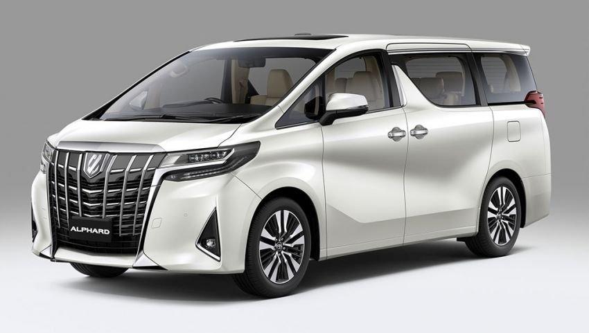 Toyota Alphard 2020 và Vellfire 2020 định giá tầm 2,2 tỷ