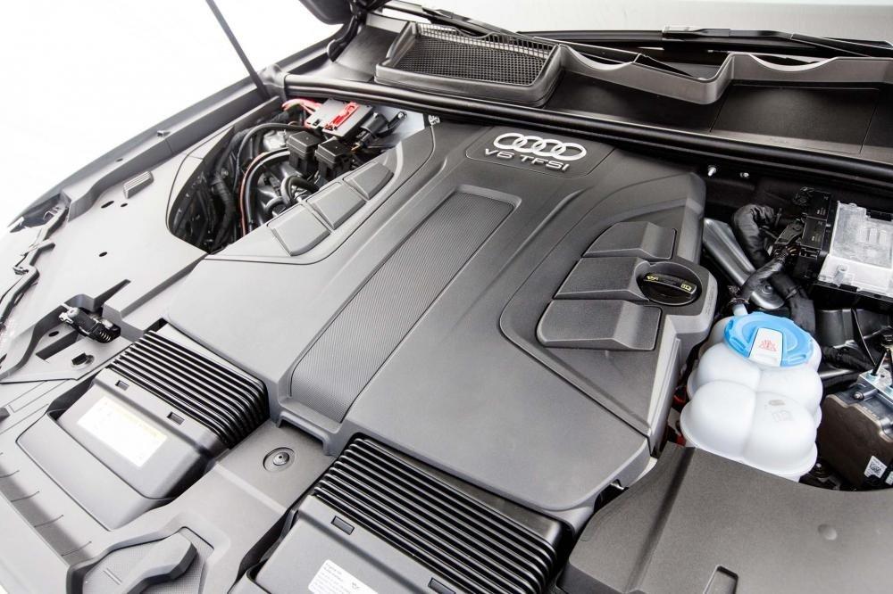 Động cơ vận hành xe Audi Q7