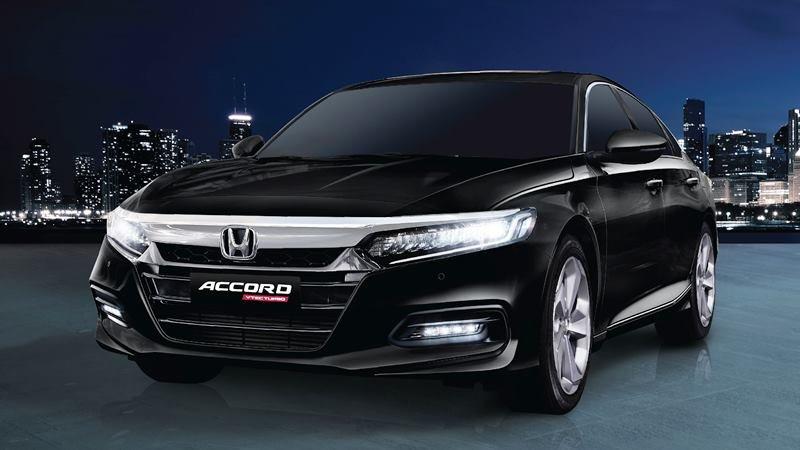 Giá xe Honda Accord 2020