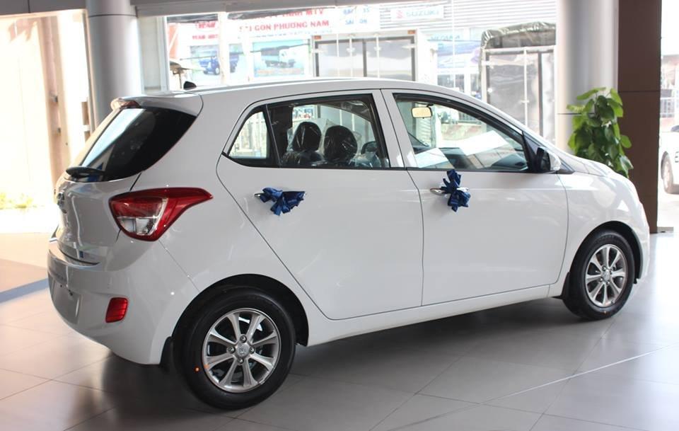 Thông số kỹ thuật xe Hyundai i10 2020