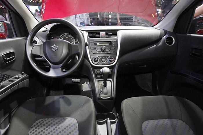 Nội thất xe Suzuki Celerio